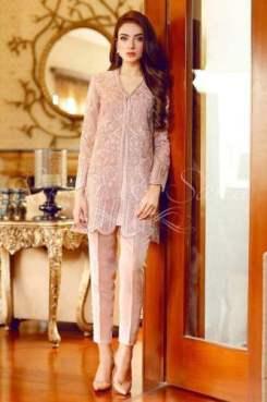 Sana Salman Semi Formal Eid Collection 2016-17 6