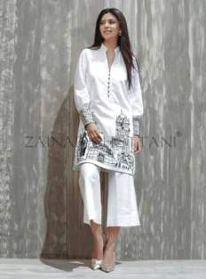 Zainab Chottani Azadi Collection Independence Day Dresses 2