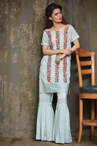 Ayesha Ibrahim Eid Ul Azha Dresses Festive Season Collection 2016