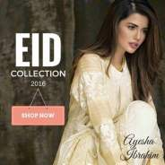 Ayesha Ibrahim Eid Ul Azha Dresses Festive Season Collection 2016 3