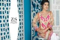 Alizeh Kurti Fall Collection ZS Textiles 2016-17