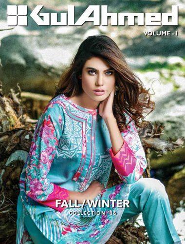 Pakistan Ki Pehchan Winter Collection By Gul Ahmed 2016-17