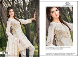 Winter Velvet Dresses Shalwar Kameez By Eshaeman 2017 7