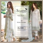 Royal Majestic Shalwar Kameez Collection By Serene 2017