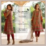 Royal Majestic Shalwar Kameez Collection By Serene 2017 7