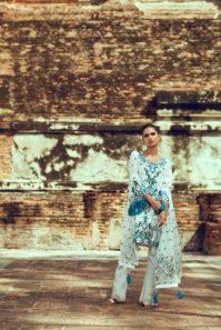 Teena Durrani Basics Luxury Traditional Collection 2017 4