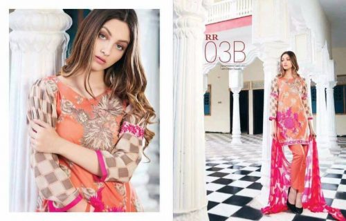 Charizma Swiss Voil Spring Dresses Collection 2017