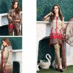 Charizma Swiss Voil Spring Dresses Collection 2017 3