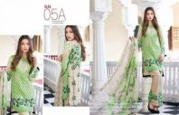 Charizma Swiss Voil Spring Dresses Collection 2017 6
