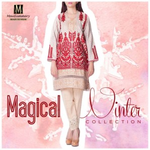 Mausummery Magical Winter Casual Collection 2017 2
