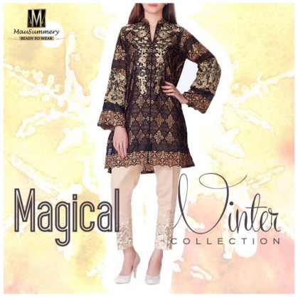 Mausummery Magical Winter Casual Collection 2017 4