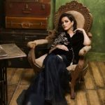 Nida Azwer Summer Cruise Dresses Party Wear Collection 2017 3