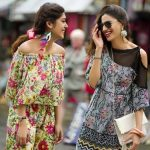 Nishat Linen Spring-Summer Lawn Modern Dresses 2017