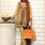Asim Jofa Digital Printed Collection Summer Dresses 2017 2