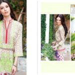 Belle Summer 2 PC Lawn Dresses By Charizma 2017 2
