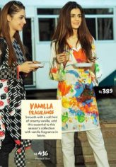 Casual Summer Colorful Collection Ideas By Gul Ahmed 2017 5