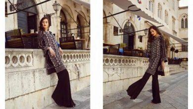 Chikan Kari Lawn Dresses By Image Fabrics 2017