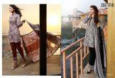 Classic Lawn Shalwar Kameez By Five Star Textiles 2017 2