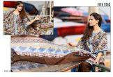 Classic Lawn Shalwar Kameez By Five Star Textiles 2017 3