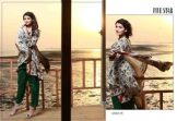 Classic Lawn Shalwar Kameez By Five Star Textiles 2017 5