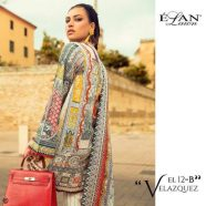 Elan Summer Lawn Shalwar Kameez Collection 2017 6