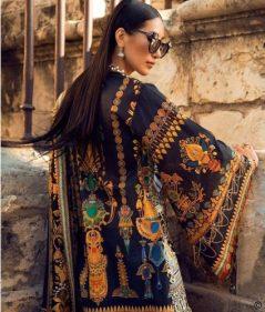 Elan Summer Lawn Shalwar Kameez Collection 2017 9