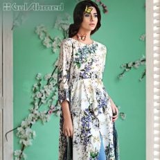 Gul Ahmed Summer Bamboo Silk Collection 2017 2