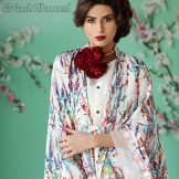Gul Ahmed Summer Bamboo Silk Collection 2017