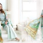 Haute Summer Premium Lawn Collection by Al Zohaib 2017 7