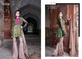 Iznik Summer Fancy Dresses Collection 2017