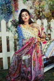 Jahanara Summer Formal Lawn Shalwar Kameez 2017