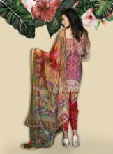 Jahanara Summer Formal Lawn Shalwar Kameez 2017 5