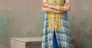 Khaadi 2 Piece Summer Formal Lawn Dresses 2017