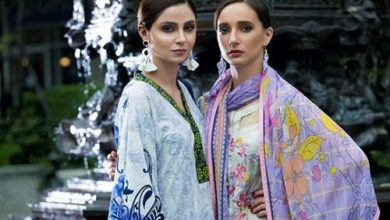 Komal Summer Lawn Lakhany Textiles Collection 2017