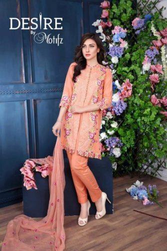 Motifz Summer Lawn Dresses Fancy Collection 2017 6