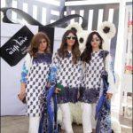 Sana Safinaz Summer Modern Lawn Dresses 2017 5
