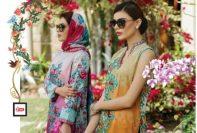 Summerina Lawn Shalwar Kameez LSM Collectiom 2017