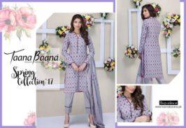 Taana Baana Summer Casual Lawn Dresses 2017 3