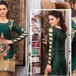 Veena Durrani Summer Tunics Collection 2017 4