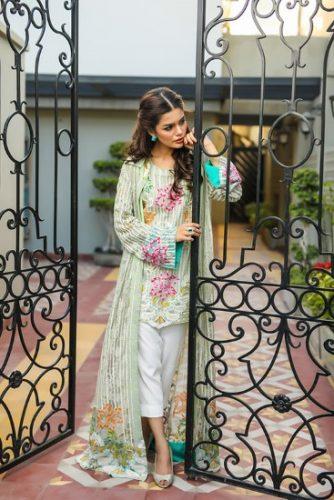 Yasmeen Jiwa Summer Luxury Shalwar Kameez Collection 2017