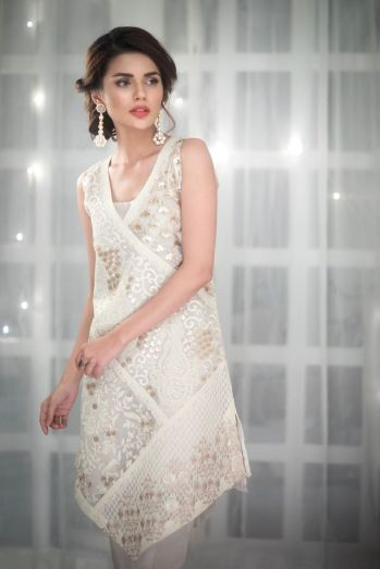 Agha Noor Luxury Summer Festive Collection 2017 2