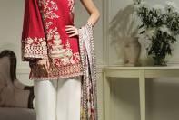 Anaya Eid Luxury Lawn Modern Dresses Collection 2017