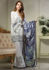 Anaya Eid Luxury Lawn Modern Dresses Collection 2017 5