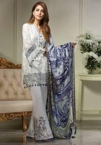 Anaya Eid Luxury Lawn Modern Dresses Collection 2017 5