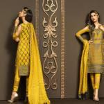 Asim Jofa Mysorie Chiffon Eid Dresses Luxury Collection 2017 10