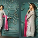 Asim Jofa Mysorie Chiffon Eid Dresses Luxury Collection 2017 2