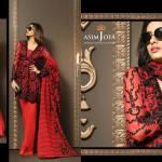 Asim Jofa Mysorie Chiffon Eid Dresses Luxury Collection 2017 7
