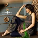 Asim Jofa Mysorie Chiffon Eid Dresses Luxury Collection 2017 9