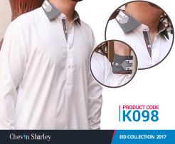 Chevin Shirley Men Eid Shalwar Kameez Collection 2017 4