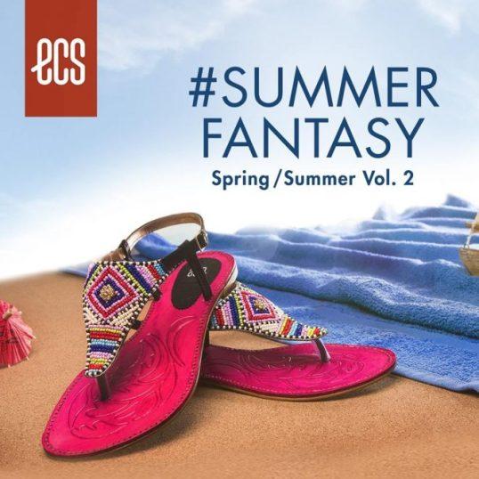 ECS Summer Casual Eid Shoes For Woman 2017
